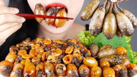 吃货:开吃外国海鲜,味道超棒