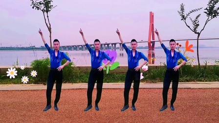 健身操广场舞,优雅洒脱,有益健康!