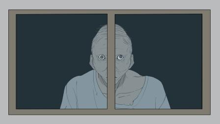 有个我没见过的男人,站在我女朋友房间里看着我