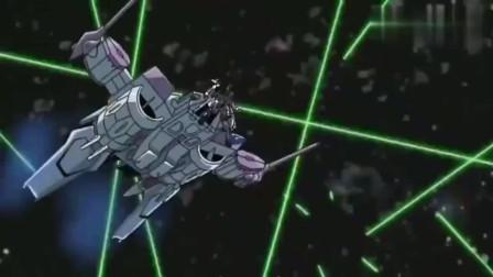 高达:超惨烈的高达SEED最终决战,基神表示技术比机设强
