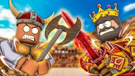 Roblox骑士模拟器:元气骑士大冒险!