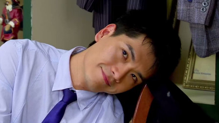 小菊:灰姑娘认真的时候好美,总裁男友越看越喜欢,累的睡着了