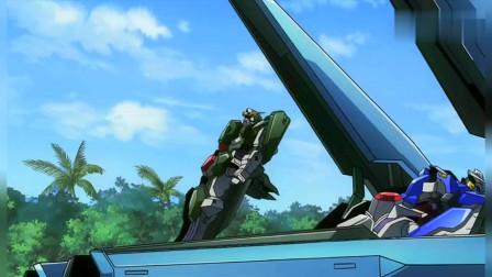 高达:那才是体现Celestial Being理念的机体,真的好帅啊!