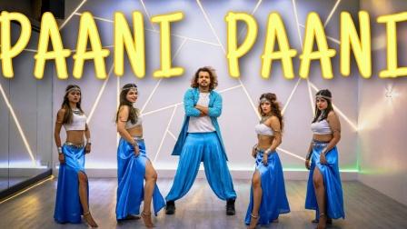 别问我印度健身舞有什么魅力?网友:又要开挂了!