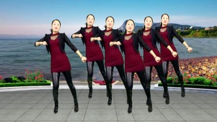 16步混搭步子舞《霸王别姬》青春活力 正面附教学