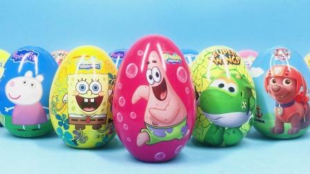 奇趣蛋拆蛋大狂欢 超多奥特曼变形蛋 小朋友都认识吗