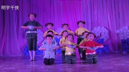 广西平南大安:舞蹈表演
