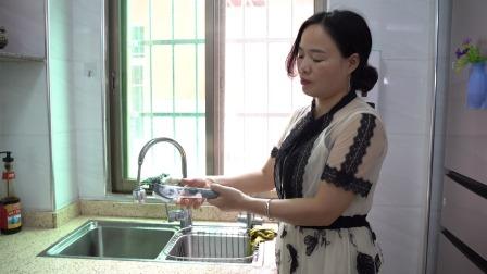 这个多功能洗锅刷,刷碗刷盘子干净不脏手