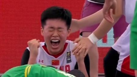 中国篮球史上首个世界冠军!球迷:男篮什么时候拿世界冠军?