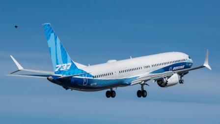 波音完成737-10首次飞行