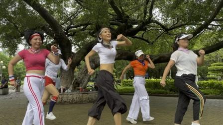 深圳英英炫舞团1907全是爱20210626