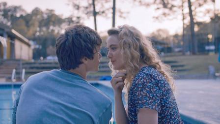 搞笑爱情电影:发现时间一直在循环同一天的两人,逐渐相爱了