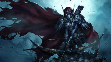 【于拉出品】魔兽RPG第2141期:战就战,单传黑弓拯救不开心