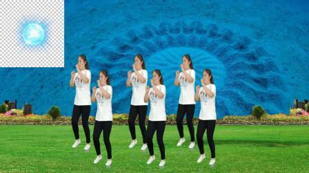 俏皮广场舞《带你潇洒带你嗨》,歌声甜美,青春活泼步子健身操教学