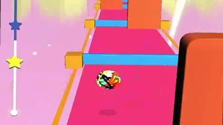 趣味小游戏:障碍很多,小球煎熬