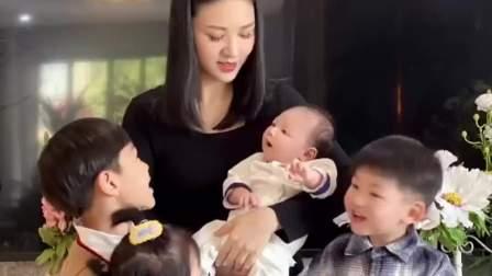 做妈妈的第八年,收获了6个小宝宝