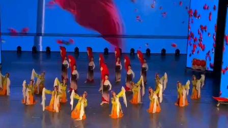 2021年6月29日在大剧院参加市直单位组织的庆建党100周年演出《中国脊梁》