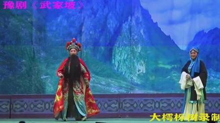 豫剧《武家坡》鲁山县豫剧团演出