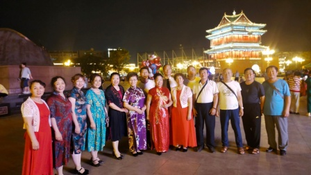 下尧都区老体协鼓楼合唱艺术团庆祝中国共产党成立100周年联欢会(第二场)20210629
