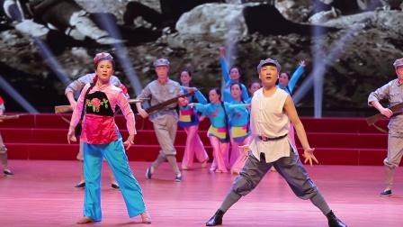 监利市老干部局庆祝建党100周年群舞《送郎当红军》