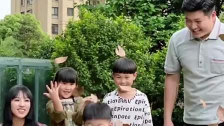 携手六个孩子的房车之旅vlog,房车