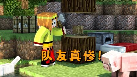 【小龙】我的世界MC天启之境EP1粉丝联机 Minecraft游戏视频