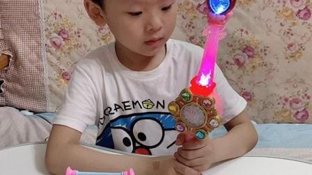 趣味童年:小魔仙给佩奇变了个啥?