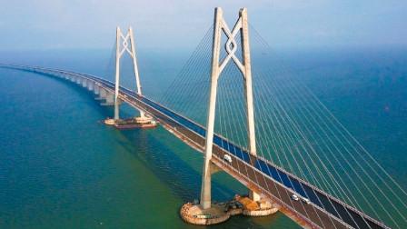 港珠澳大桥没有加油站,如果半路没油该怎么办?佩服中国工程师