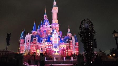 (Lily)20210701上海迪士尼奇梦之光幻影秀