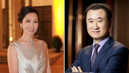 两年帮老公还债2000亿!王健林妻子:嫁不嫁首富,我都是豪门!