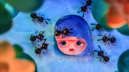 心机女将同事压缩成糖果,放进玻璃箱喂蚂蚁,只因她发现一个秘密