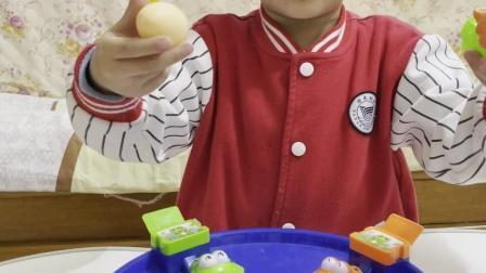 益智玩具:小青蛙只吃糖,不吃肉