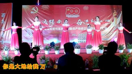 蔡家坡东街社区100年庆典活动掠影(三)
