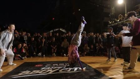 街舞女神比赛瞬间颜值与实力的结合