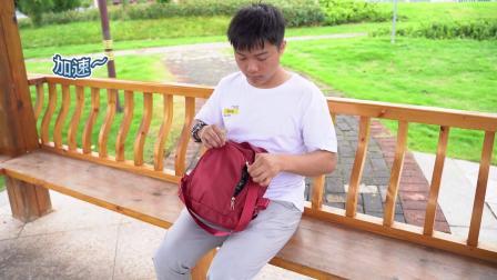 出门背这样的防盗背包,不仅防盗还能防水,实用又方便