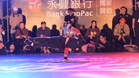 这就是街舞少儿精彩比赛Battle