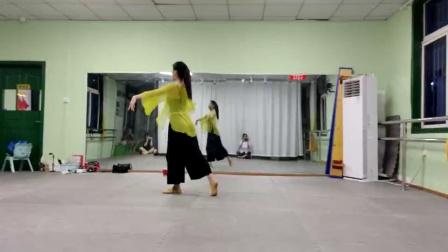 舞蹈滚滚红尘分解动作四,阜阳艺路舞蹈提供,喜欢的来