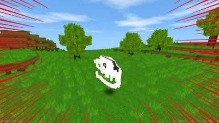 迷你世界:奥特曼变身恐龙,可以触发龟派气功波