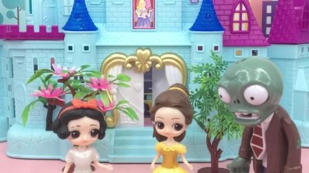 亲子玩具:白雪和贝儿迷路了
