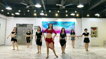 黑珍珠专业舞蹈培训学院2107二十五期初级鼓舞珍珠老师领携