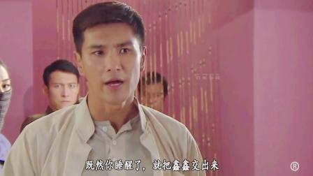 鑫鑫被抓,拳哥和龙城虎冒险相救