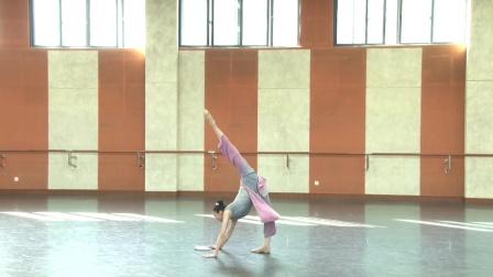 第十二届荷花奖独舞《一缎·丝语》考核教室完整版
