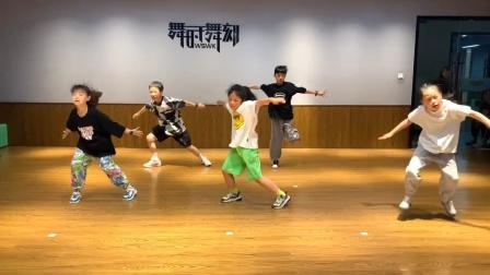 舞时舞刻万宝城校区|少儿urban初级课程|乌克丽丽