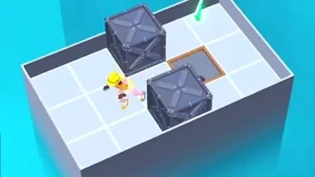 小游戏:女神被困住了,快想办法