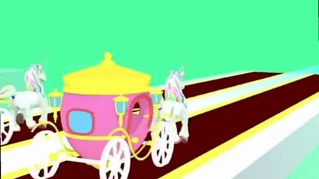 小游戏:梦幻的小马车,可太帅气了
