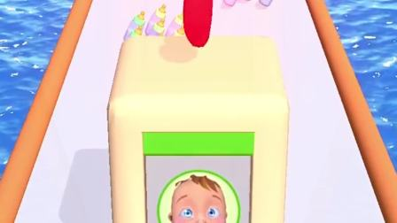 趣味小游戏:喝了奶就能长大啦