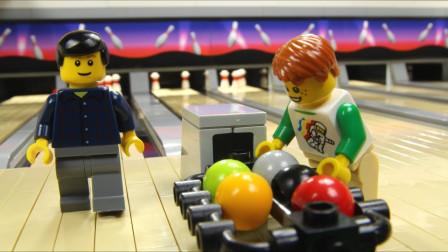 乐高Lego:这才是真正的友谊第一比赛第二!