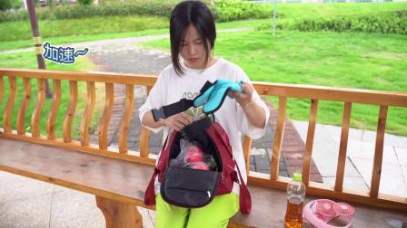 这个防盗隐形背包,安全实用,颜值超高