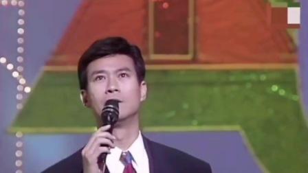 郑少秋粤语歌曲《岁月无情》回味经典,曾经的感动依然不减