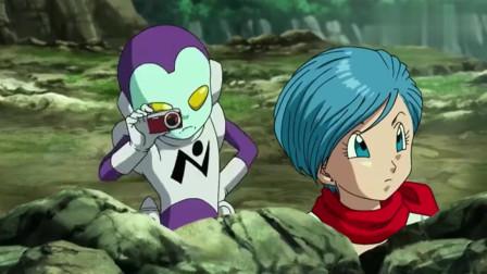 龙珠Z:弗利萨看到比鲁斯秒变怂蛋,不过比鲁斯并不会介入战争